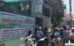 Khởi tố vụ án bảo mẫu hành hạ trẻ mầm non ở Đà Nẵng