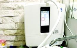 Chi hàng trăm triệu mua máy lọc nước