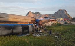 Nghi vấn tai nạn tàu hỏa tại Thanh Hóa do quên đóng gác chắn
