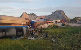 Điều chỉnh lịch chạy tàu sau tai nạn đường sắt tại Thanh Hóa