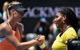 Serena có thể gặp Sharapova ở vòng 4 Roland Garros