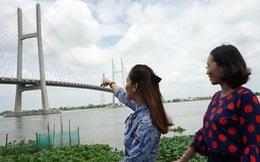 Từ 27-5 xe bon bon qua cầu Cao Lãnh