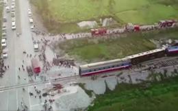 Những vụ tai nạn tàu hoả nghiêm trọng ở Việt Nam