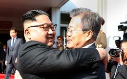 Tống thống Hàn Quốc bí mật gặp ông Kim Jong Un tại Bàn Môn Điếm