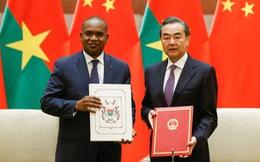 Trung Quốc tăng sức ép để 'bứng' Đài Loan khỏi châu Phi