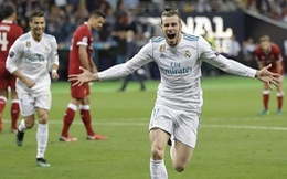 Bale không còn bị Ronaldo 'cướp công' ở Real Madrid
