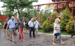 IAAPA tham quan các khu vui chơi giải trí trong hệ thống Sun World