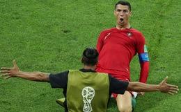 Này, hãy ghét Ronaldo đến tận cùng có thể!