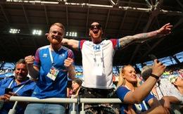 Messi bị cổ động viên Iceland đánh giá như thế nào?