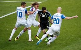 Argentina trả giá vì quá tin vào Messi