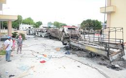 Khởi tố 8 người gây rối, chống người thi hành công vụ ở Phan Rí Cửa