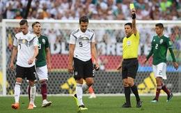 Bao nhiêu nhà đương kim vô địch World Cup thua trận đầu và rồi bị loại?