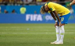 Neymar dưới sức, Brazil bị Thụy Sĩ cầm chân