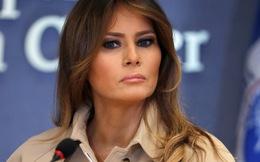Đệ nhất phu nhân Melania Trump phản đối chính sách nhập cư của chồng