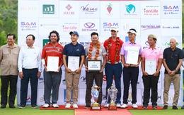 Nguyễn Văn Bằng lần đầu tiên vô địch golf quốc gia