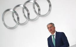 Đức bắt CEO Hãng xe Audi vì bê bối gian lận đo lường khí thải
