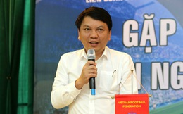Ông Lê Hoài Anh chấp nhận bỏ biên chế nhà nước để ở lại hẳn VFF
