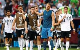 Tuyển Đức tuyệt giao báo chí sau trận thua Mexico