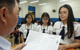 Ráo riết chuẩn bị kỳ thi THPT quốc gia