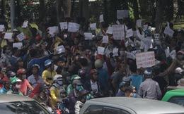 TP.HCM khởi tố nhiều bị can lợi dụng biểu tình đập phá xe công vụ