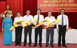 Phó chủ tịch tỉnh Kiên Giang làm bí thư huyện Phú Quốc