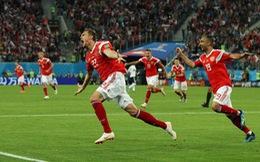 Nga - Ai Cập 3-1: Salah ghi bàn, Ai Cập vẫn chịu thua