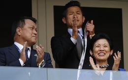 Công chúa Nhật tới Nga cổ vũ các 'chiến binh Samurai' ở World Cup