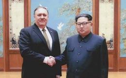 Ông Kim Jong Un cười phá khi ngoại trưởng Mỹ đùa 'vẫn tìm cách giết...'