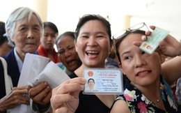Hàng trăm cử tri Thủ Thiêm dự tiếp xúc với Bí thư Nguyễn Thiện Nhân