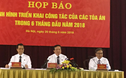 Không phát hiện tiêu cực trong xét xử vụ dâm ô của ông Nguyễn Khắc Thuỷ