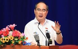 Bí thư Nguyễn Thiện Nhân: 'Thành phố không gạt bà con Thủ Thiêm'