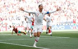 Ronaldo lại gánh team Bồ Đào Nha