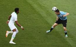 Uruguay - Ả Rập Xê Út 1-0: Nga và Uruguay giành 2 vé bảng A