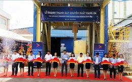 Công ty CJ Vina Agri khánh thành dây chuyền xuất hàng xá tự động