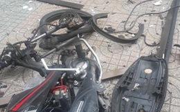 Giám định chất gây nổ nghi bị ném vào công an phường 12, Tân Bình