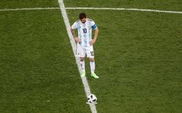 Bảng xếp hạng bảng D: cửa nào để Argentina đi tiếp?