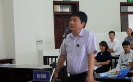 Ông Đinh La Thăng đề nghị tòa tuyên vô tội