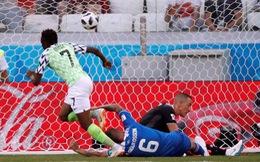 Nigeria - Iceland 2-0: Musa lập cú đúp, Argentina cực thích điều này