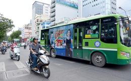 Không đồng ý lấy tiền quảng cáo xe buýt chi cho CLB bóng đá TP.HCM