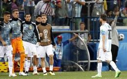 Messi 'trảm' huấn luyện viên trưởng Argentina?