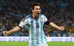 Bảng xếp hạng: Argentina vẫn mịt mù đường vào vòng 16 đội