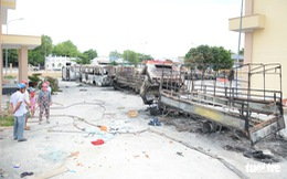 Đã khởi tố 32 bị can trong các vụ gây rối ở Bình Thuận