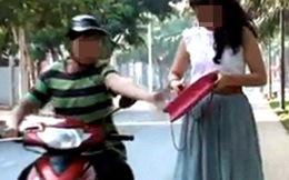 Một nữ kế toán trình báo bị cướp 400 triệu khi vừa ra khỏi ngân hàng