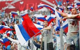 Tất cả người Nga đã biết đến World Cup 2018