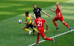 Bỉ - Tunisia 5-2: Dàn sao Bỉ thi đấu tưng bừng