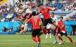 Hàn Quốc - Mexico 1-2: Son Heung Min không cứu nổi Hàn Quốc