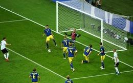 Đức - Thụy Điển 2-1: 10 người Đức lội ngược dòng hạ Thụy Điển ở phút 90+5