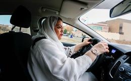 Saudi Arabia bỏ lệnh cấm phụ nữ lái xe từ 0h ngày 24-6
