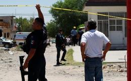 Đang xem World Cup, cả chục người Mexico bị bắn chết