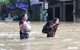 Hà Giang bị mưa lũ chia cắt, 2 người thiệt mạng